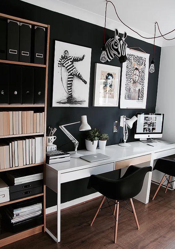 3.โต๊ะทำงานขาว-ดำ สุดอาร์ต.jpg